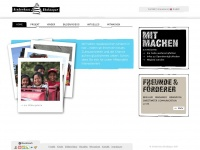 kinderhaus-bhaktapur.de Webseite Vorschau