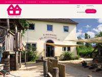 kinderhaus-bremen.de Webseite Vorschau