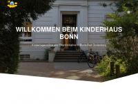 kinderhaus-bonn.de Webseite Vorschau