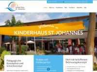 kinderhaus-breitbrunn.de Webseite Vorschau