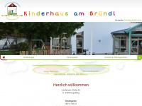 kinderhaus-am-bruendl.de Webseite Vorschau