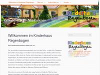 kinderhaus-bu.de Webseite Vorschau