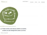 kinderhaus-dortmund.de Webseite Vorschau