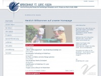 kinderhaus-fulda.de Webseite Vorschau
