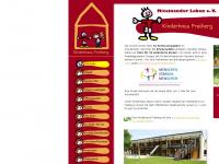 kinderhaus-freiberg.de Webseite Vorschau