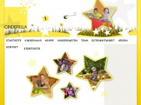 kinderhaus-cinderella.de Webseite Vorschau