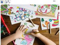 kinderhaus-kiste.de Webseite Vorschau