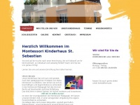 kinderhaus-kolitzheim.de Webseite Vorschau
