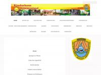 kinderhaus-knirpsenland.de Webseite Vorschau