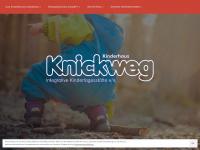 kinderhaus-knickweg.de Webseite Vorschau