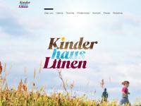 kinderhaus-luenen.de Webseite Vorschau