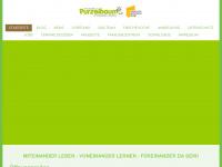 kinderhaus-purzelbaum.de Webseite Vorschau