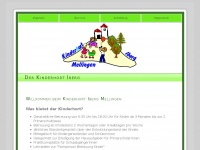 kinderhort-iberg.ch Webseite Vorschau