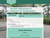 kinderhort-mak.de Webseite Vorschau