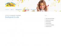 kinderhort-schatztruhe.de Webseite Vorschau
