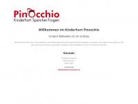 kinderhort-pinocchio.ch Webseite Vorschau