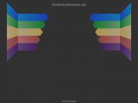 kinderhotelreisen.de Webseite Vorschau