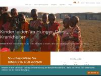 kinderinnot.ch Webseite Vorschau