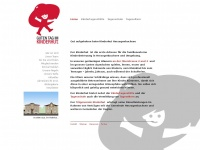 kinderhut.ch Webseite Vorschau