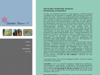 kinderklinik-temesvar.de Webseite Vorschau