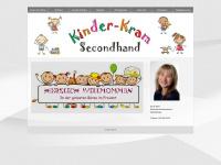 kinderkramboerse.ch Webseite Vorschau