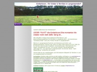 kinderkram.at Webseite Vorschau