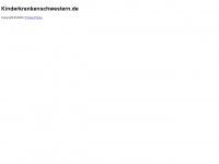 kinderkrankenschwestern.de Webseite Vorschau