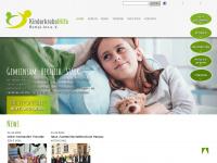 kinderkrebshilfe-rottal-inn.de Webseite Vorschau