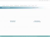 kinderkrebsregister.ch Webseite Vorschau