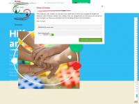 kinderkrebshilfe-wa-fkb.de Webseite Vorschau