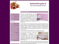 kindermoebel-ratgeber.de Webseite Vorschau