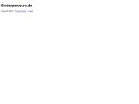 kinderparcours.de Webseite Vorschau