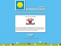 kinderphysio.ch Webseite Vorschau