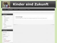 kindersindzukunft.at Webseite Vorschau