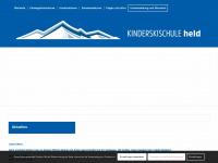 kinderskischuleheld.de Webseite Vorschau