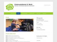 kindersozialdienste.at Webseite Vorschau
