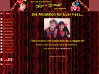 kinderspektakel.at Webseite Vorschau