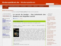 kinderspielkreis.de Webseite Vorschau