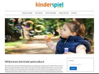 kinderspielundbuch.de Webseite Vorschau