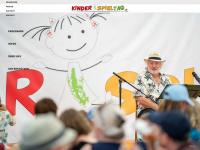 kinderspieltag.ch Webseite Vorschau