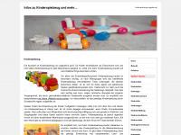 kinderspielzeug-ratgeber.de Webseite Vorschau