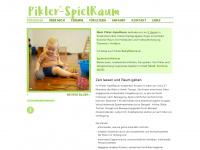 kinderspielraum.at Webseite Vorschau