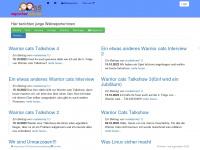kinderstadt-os.de Webseite Vorschau