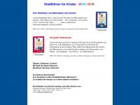 kinderstadtfuehrer.de Webseite Vorschau