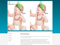 kinderstube-siegen.de Webseite Vorschau