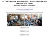 kindertage-weimar.de Webseite Vorschau