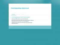 kindertagespflege-bochum.de Webseite Vorschau
