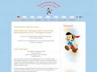 kindertagesstaette-pinocchio.ch Webseite Vorschau