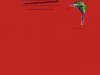 kindertheaterdionys.de Webseite Vorschau