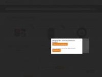 kindertransport.de Webseite Vorschau